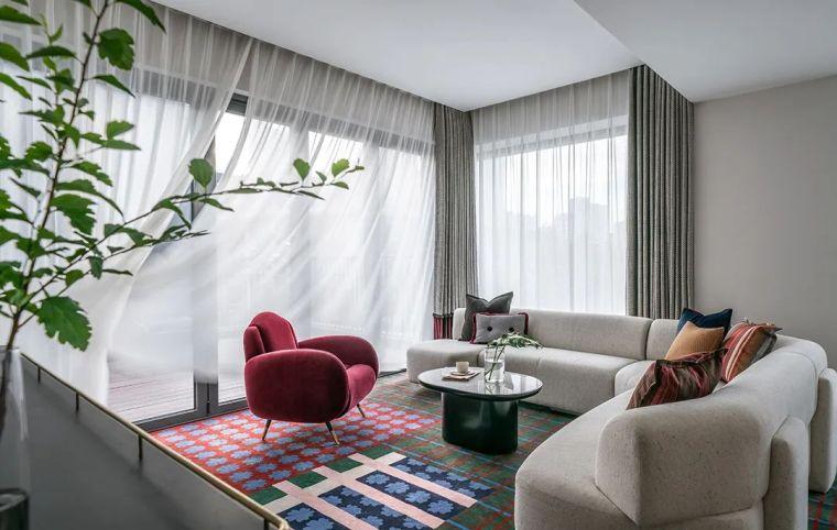 上海黑石M+酒店室内实景图36