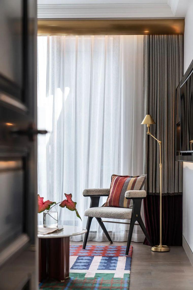 上海黑石M+酒店室内实景图38
