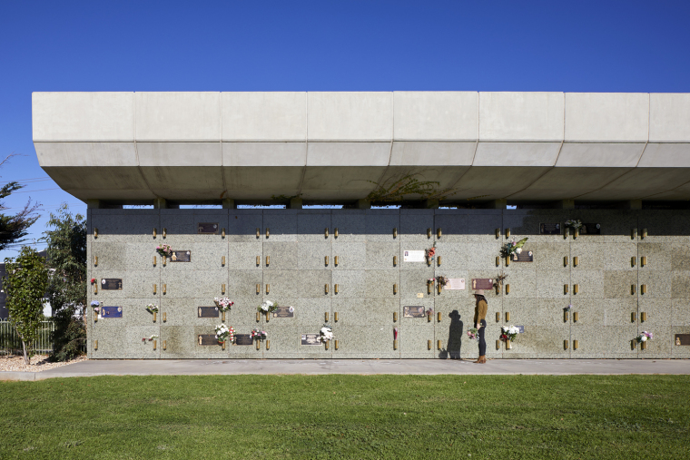 澳大利亚Werribee陵墓扩展外部实景图2