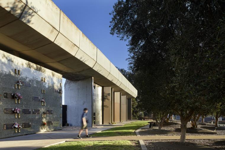 澳大利亚Werribee陵墓扩展外部实景图4