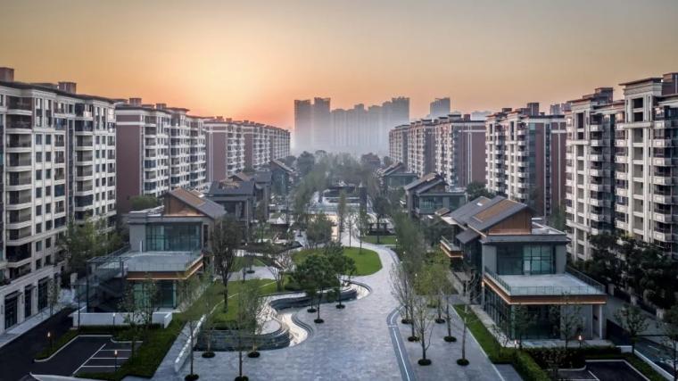 成都中海·锦江城商业MALL实景图