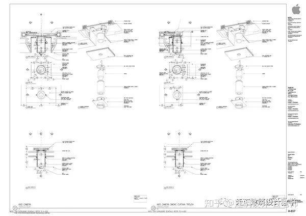建筑施工图该如何确定需要画哪些墙身节点?_2
