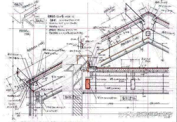 建筑施工图该如何确定需要画哪些墙身节点?_5