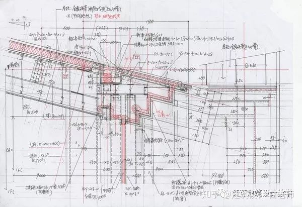 建筑施工图该如何确定需要画哪些墙身节点?_4