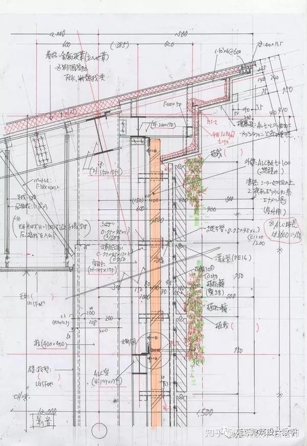 建筑施工图该如何确定需要画哪些墙身节点?_3