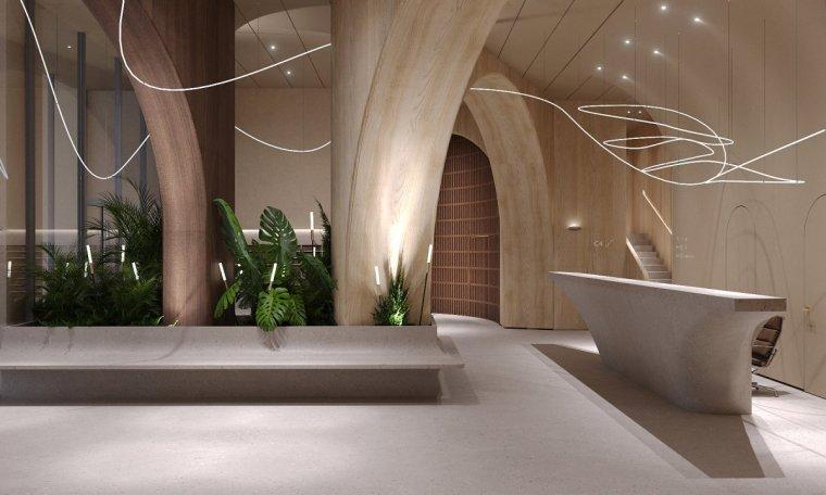 乌克兰舒适和谐CrystalPark大堂-乌克兰舒适和谐Crystal Park大堂室内实景图2