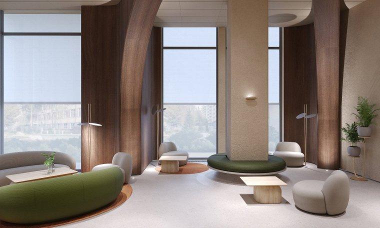 乌克兰舒适和谐CrystalPark大堂-乌克兰舒适和谐Crystal Park大堂室内实景图6