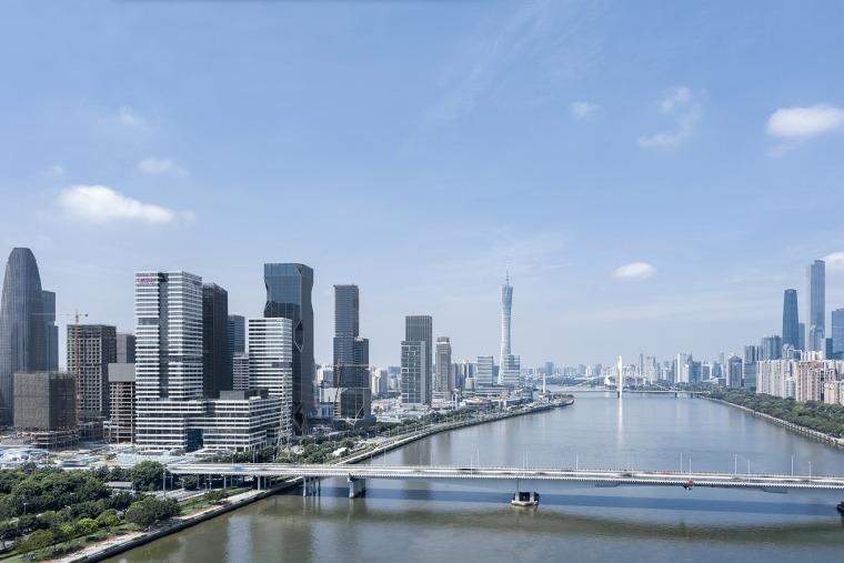 广州唯品会新一代办公空间外部实景图1