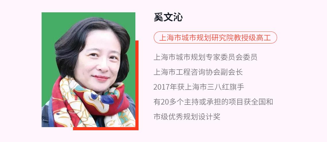 奚文沁,上海市城市规划研究院教授级高工