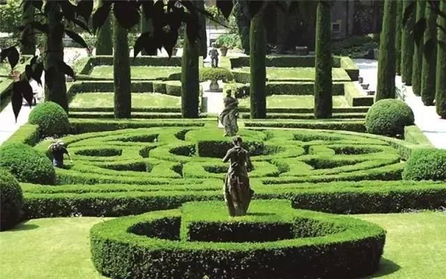 干货 植物景观设计总则_21