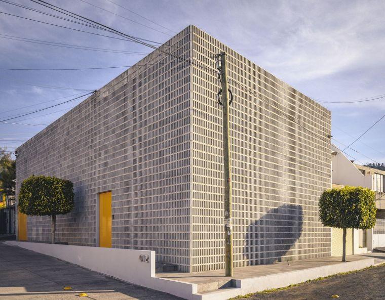 墨西哥WOL中心外部实景图