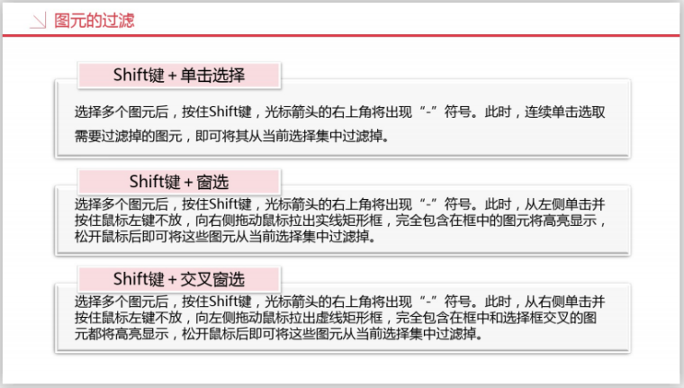 工业设计研究院BIM知识精讲二(269页)-图元过滤