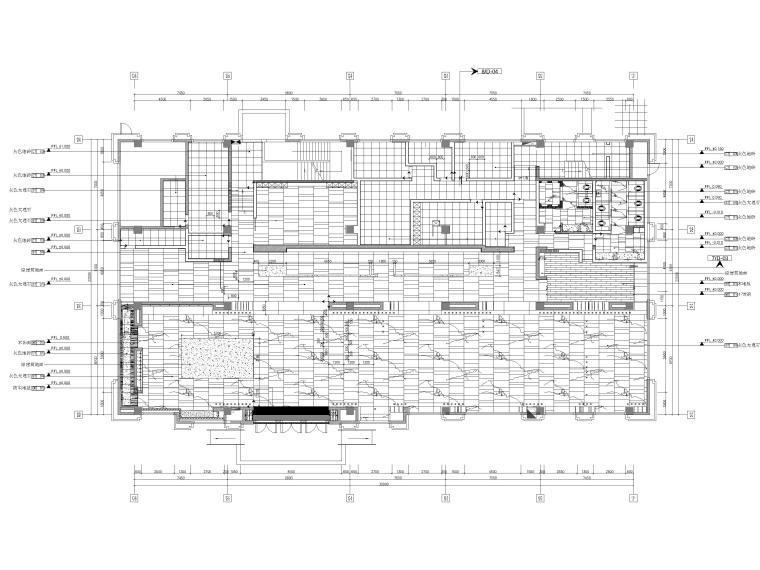 [广东]909㎡时代云图售楼处装修设计施工图-20201203_171833_001