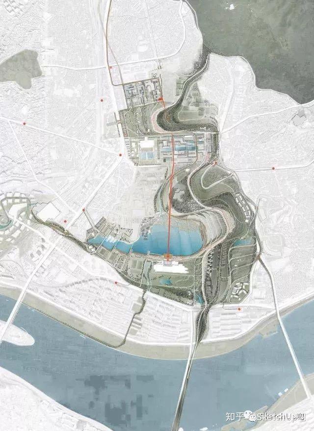 如何画出高端大气的建筑设计方案分析图?_5