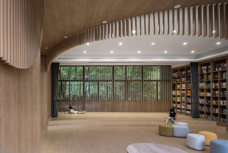 南京江湾城儿童活动中心改造室内实景图6