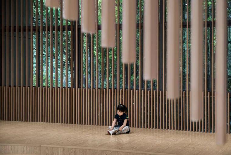 南京江湾城儿童活动中心改造室内实景图7