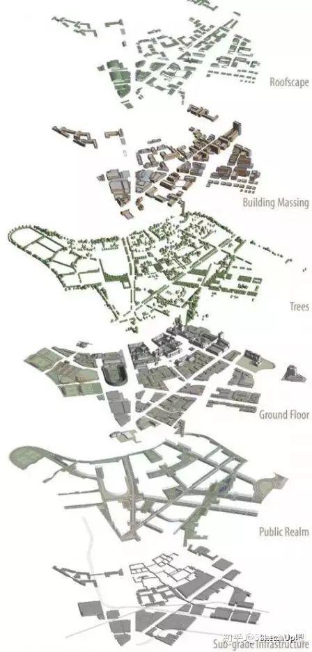 如何画出高端大气的建筑设计方案分析图?_9