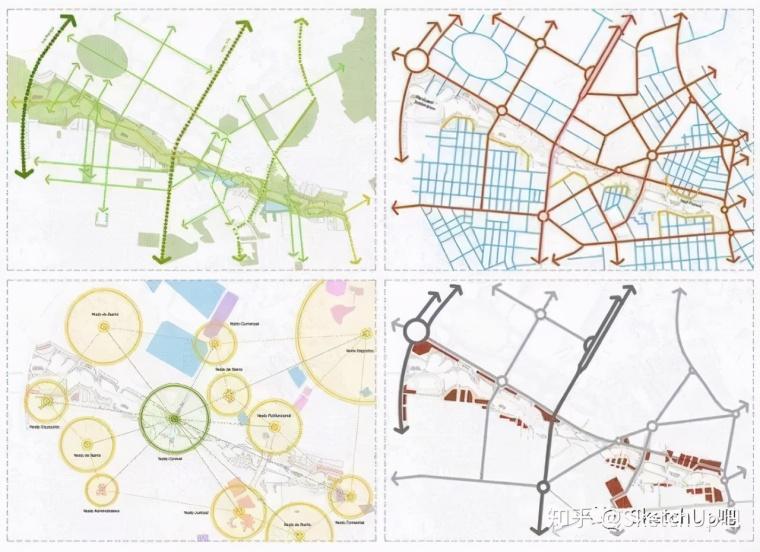 如何画出高端大气的建筑设计方案分析图?_15