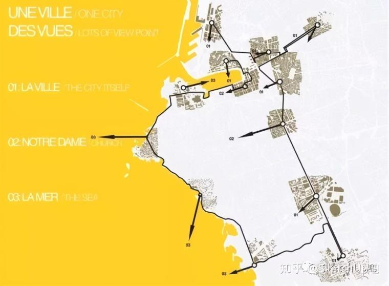 如何画出高端大气的建筑设计方案分析图?_13