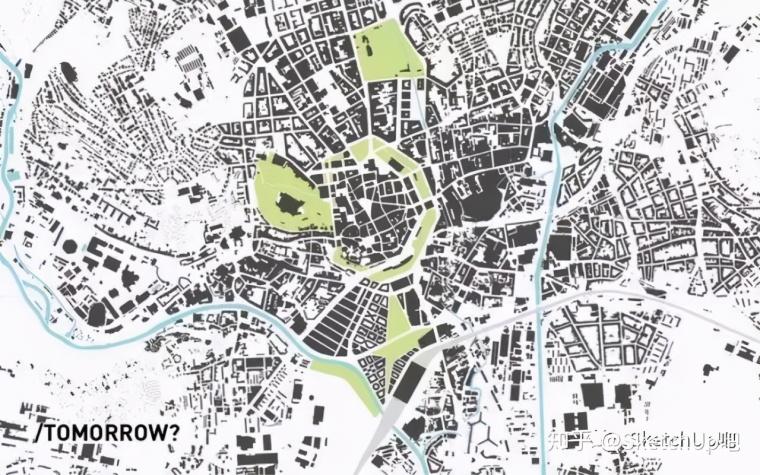 如何画出高端大气的建筑设计方案分析图?_38