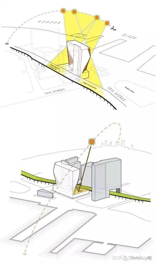 如何画出高端大气的建筑设计方案分析图?_49