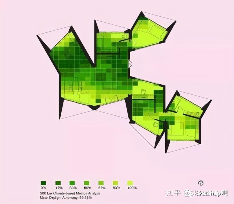 如何画出高端大气的建筑设计方案分析图?_48