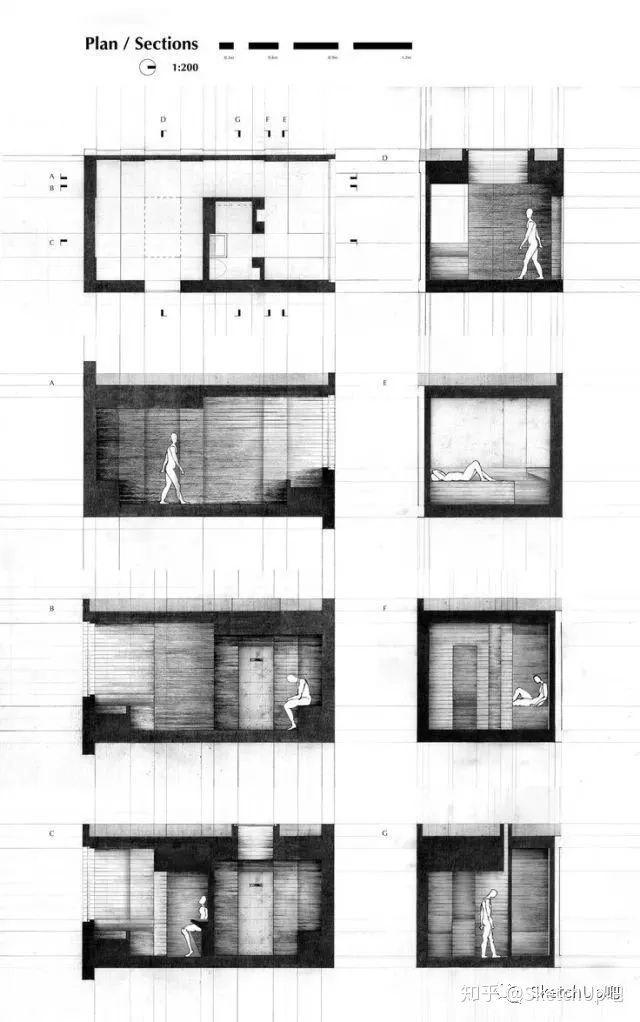 如何画出高端大气的建筑设计方案分析图?_51