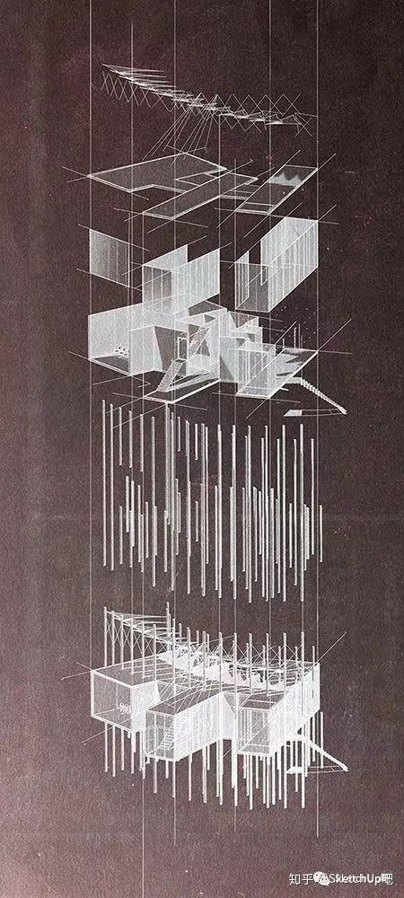 如何画出高端大气的建筑设计方案分析图?_55