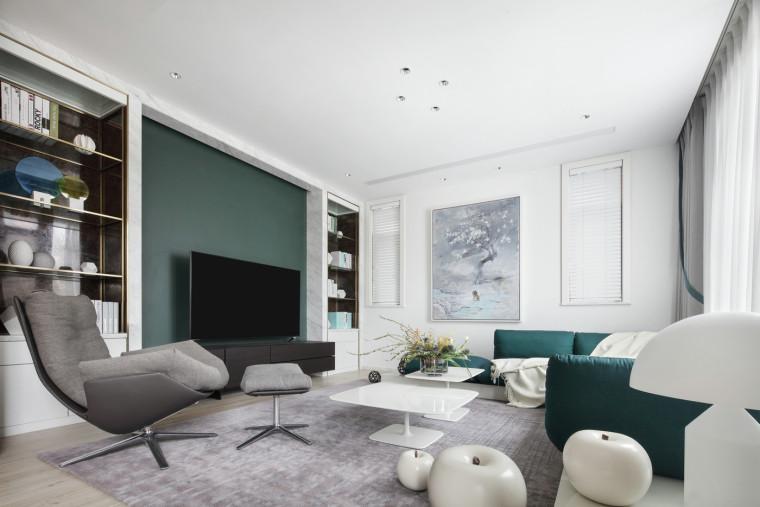 [成都]圣安德鲁二层五居别墅施工图+3D模型-微信图片_20190221102954