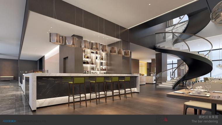 遂宁希尔顿欢朋酒店室内空间设计方案PDF版-第13页
