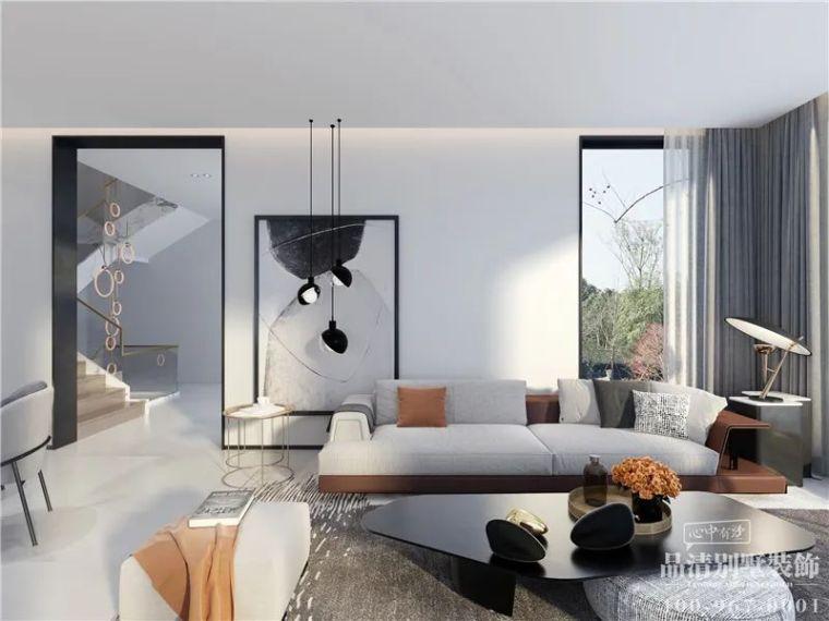 常州别墅设计 540平,现代风格,案例欣赏_1