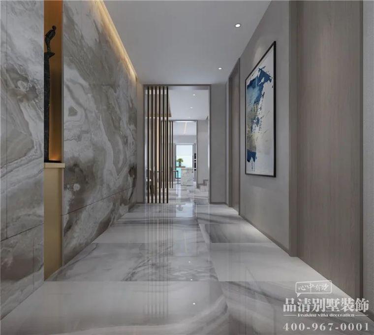 常州别墅设计 540平,现代风格,案例欣赏_6