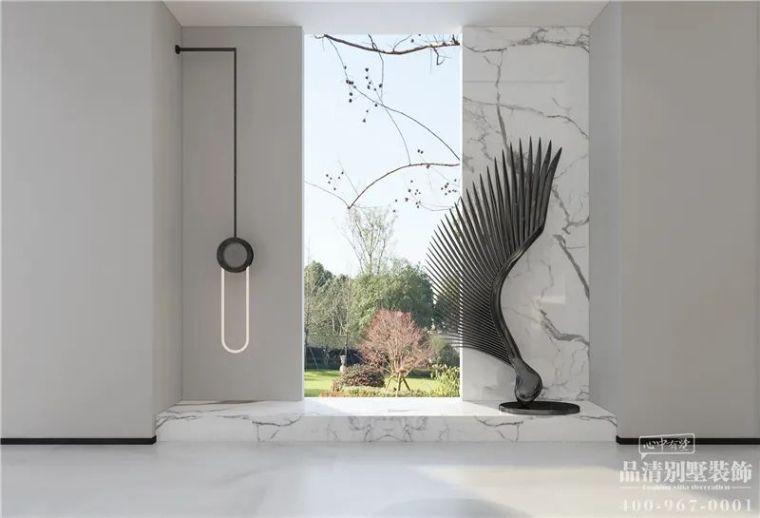 常州别墅设计 540平,现代风格,案例欣赏_4