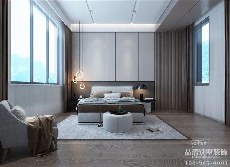 常州别墅设计 540平,现代风格,案例欣赏_9