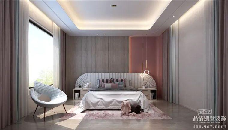 常州别墅设计 540平,现代风格,案例欣赏_10