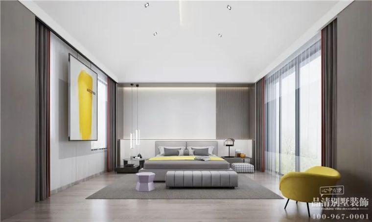常州别墅设计 540平,现代风格,案例欣赏_8