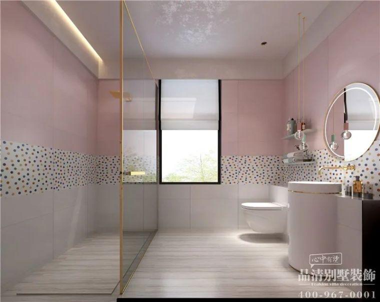 常州别墅设计 540平,现代风格,案例欣赏_11