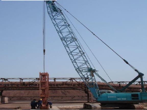 土方基础知识、工程量清单计价-成槽开挖