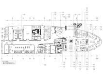 [江苏]南京五星级度假酒店室内装修施工图