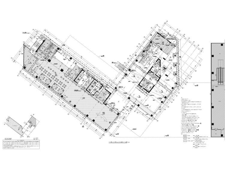 [成都]五星精品酒店建筑项目施工图+SU模型_4