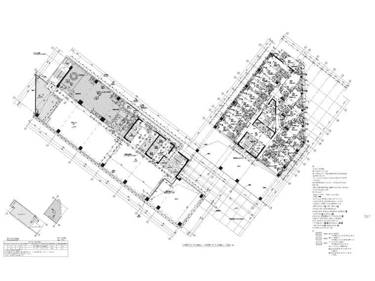[成都]五星精品酒店建筑项目施工图+SU模型_5