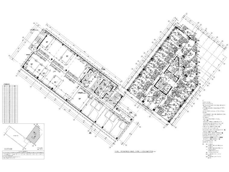 [成都]五星精品酒店建筑项目施工图+SU模型_9