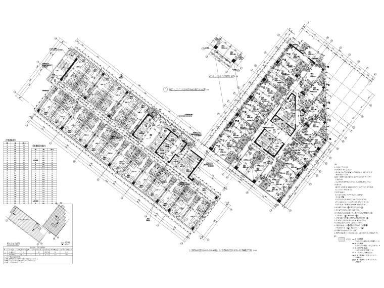 [成都]五星精品酒店建筑项目施工图+SU模型_8