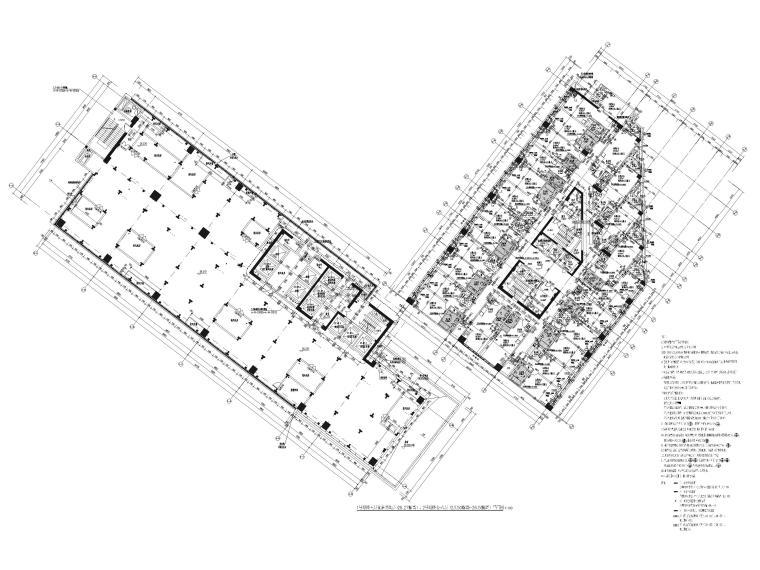 [成都]五星精品酒店建筑项目施工图+SU模型_7