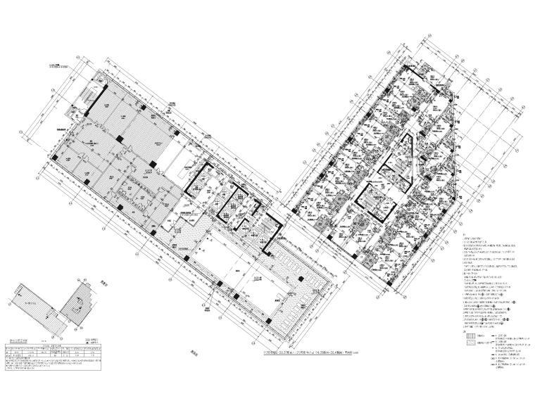 [成都]五星精品酒店建筑项目施工图+SU模型_6