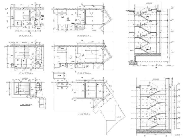 [成都]五星精品酒店建筑项目施工图+SU模型_15