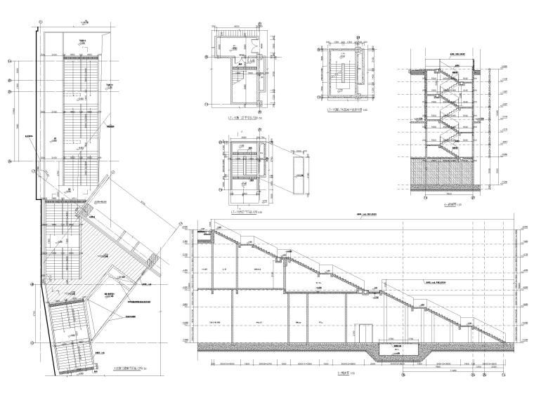 [成都]五星精品酒店建筑项目施工图+SU模型_16