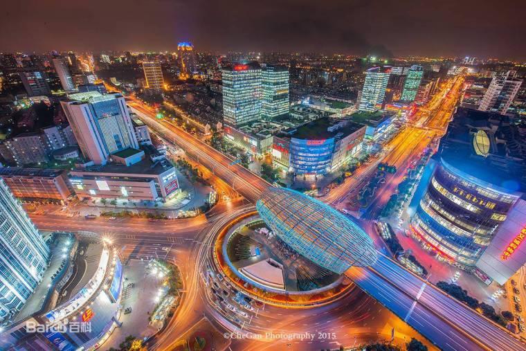城市规划案例——上海杨浦区江湾-五角场_6