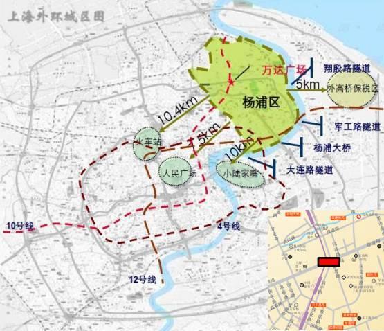 城市规划案例——上海杨浦区江湾-五角场_21