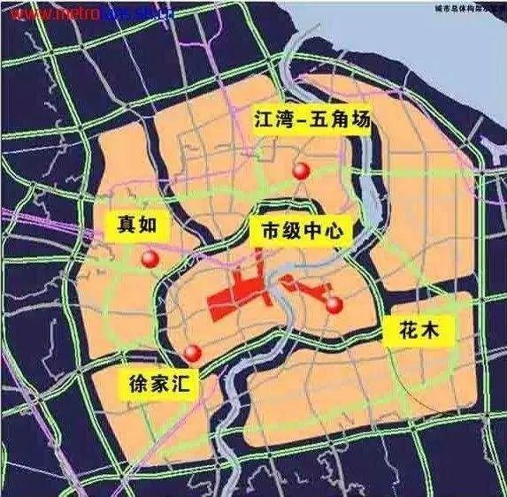 城市规划案例——上海杨浦区江湾-五角场_1